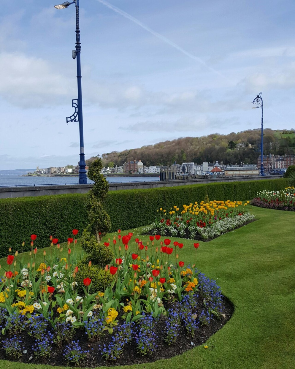 gardens in Rothesay